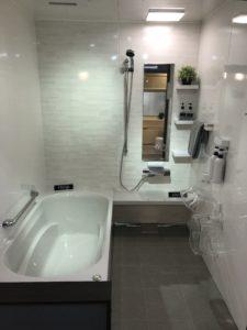 タカラスタンダードのお風呂