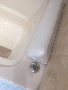 マルチボード浴槽のヘッドレスト