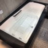 リクシルスパージュのリクライニング浴槽