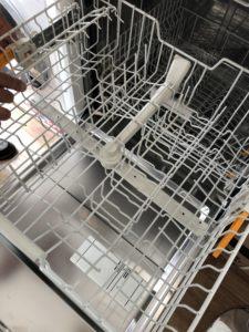 ミーレ食洗機G6620SCUの庫内