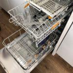 ミーレ食洗機G4720SCUの庫内