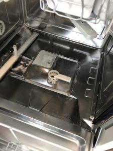 ミーレ食洗機のお手入れ